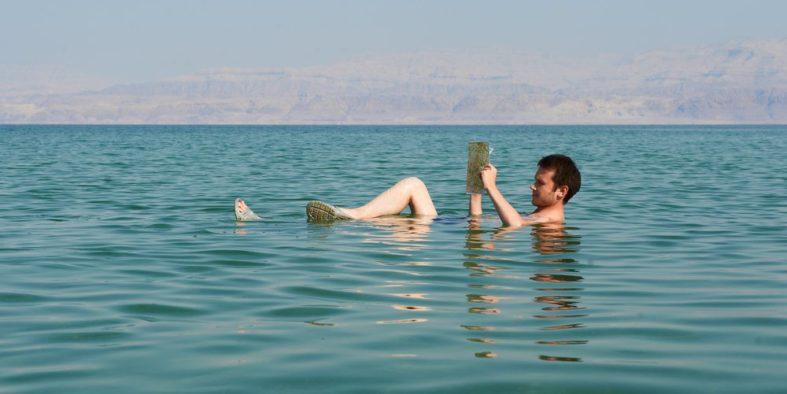Dead-Sea-Lying