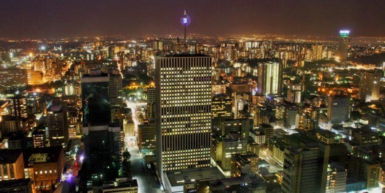 Johannesburg-Evening-View