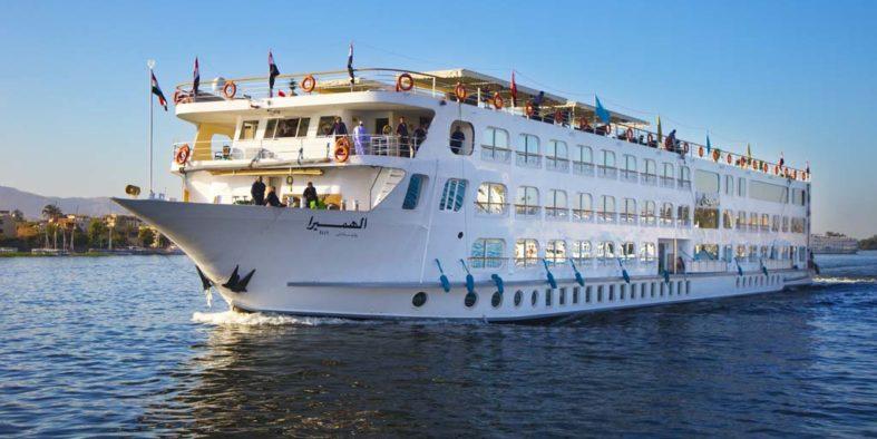da trips, Hurghada tours, 3 Nights Nile Cruise from Hurghada